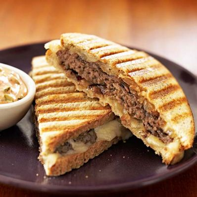 Patty Melt Panini