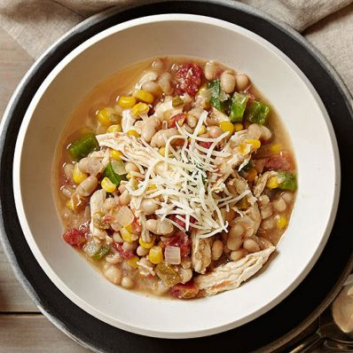 Chicken and Corn Chili