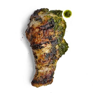 Grilled Chimichurri Wings