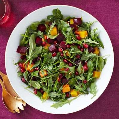 Beet and Butternut Squash Salad
