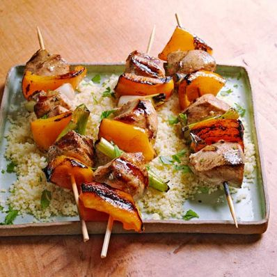 Five-Spice Chicken Skewers