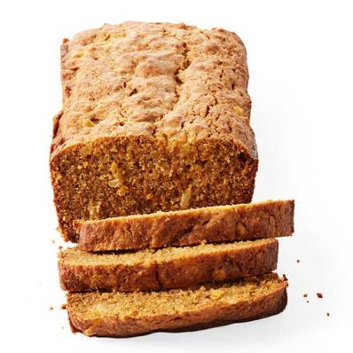 Carrot-Pineapple Quick Bread