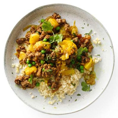 Curried Beef