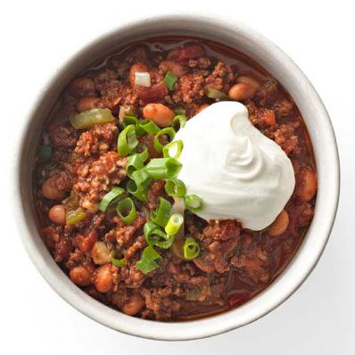 Three-Alarm Chili