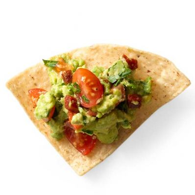Chorizo and Tomato Guacamole