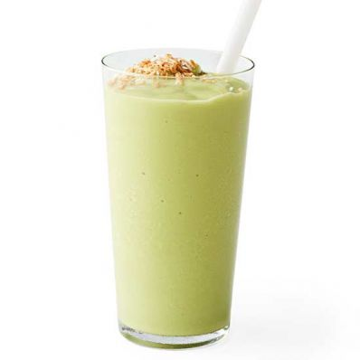 Coconut-Avocado Shake