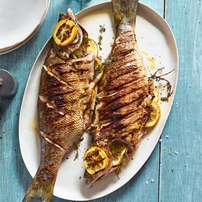 Greek-Style Whole Fish