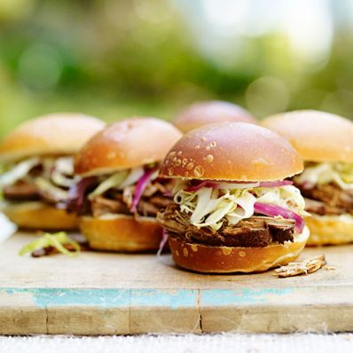 Barbacoa Sliders