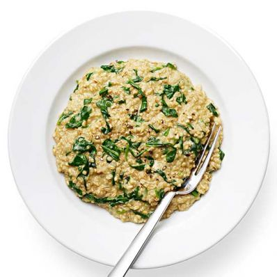 Spinach Ris-oat-to