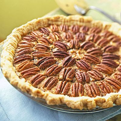 Three-nut Pie