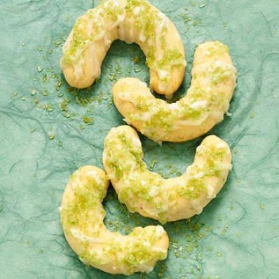 Lime Crescents