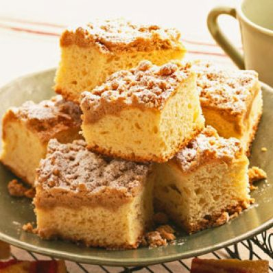Old-Fashioned Crumb Cake