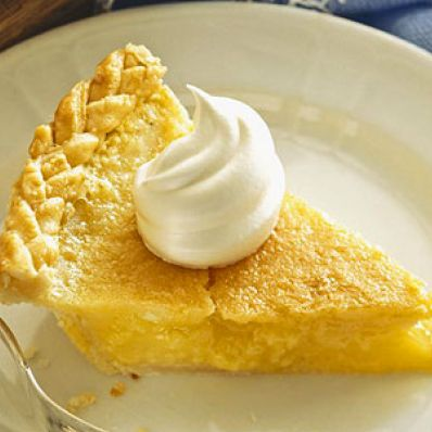 Jo Beard's Chess Pie