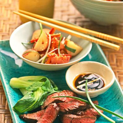 Asian Skirt Steak