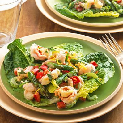 Lemon-Tarragon Shrimp Salad