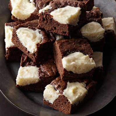 Black & White Brownies