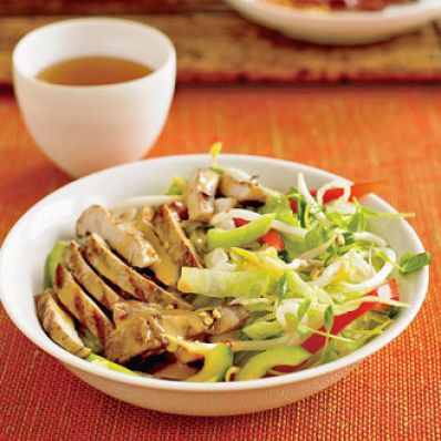 Thai Salad With Pork