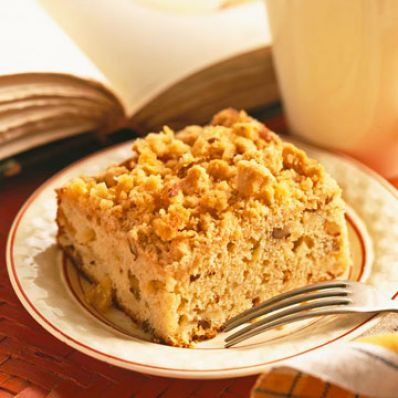 Streusel-Topped Apple Cake