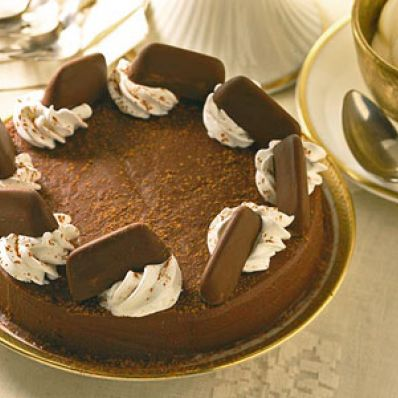 Ginger-Chocolate Pudding Cake