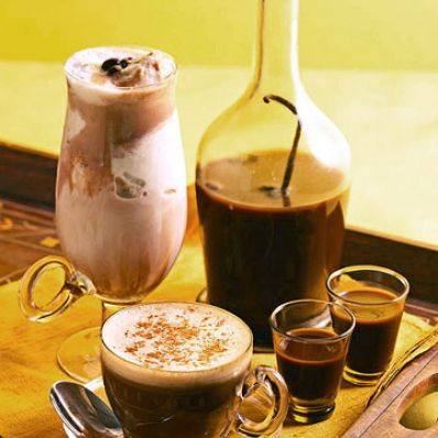 Chocolate-Coffee Liqueur