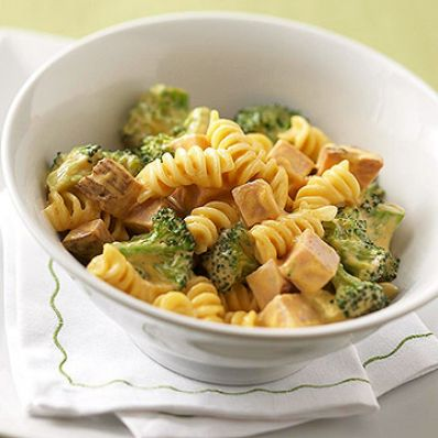 Broccoli and Cheese Rotini