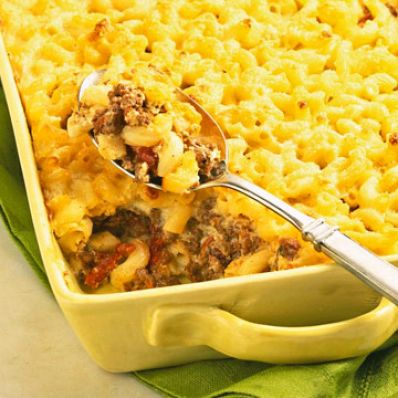 Easy Pastitsio