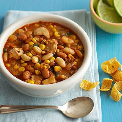 Chicken and Vegetable Chili