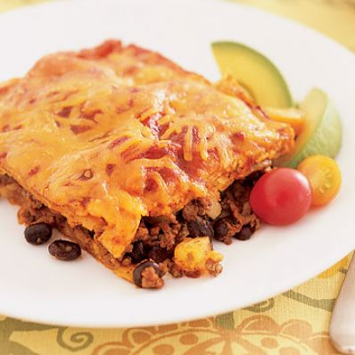 Carnita Enchiladas
