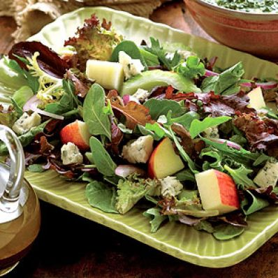Apple & Blue Cheese Salad