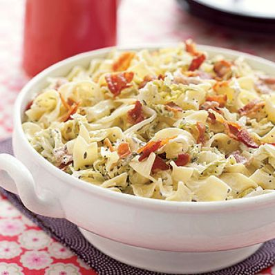 Pennsylvania Dutch Cabbage Saute