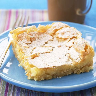 Healthy Gooey Butter Cake Recipe