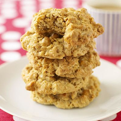Cindy Mccain S Oatmeal Butterscotch Cookies Family Circle