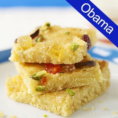 Michelle Obama's Shortbread Cookies