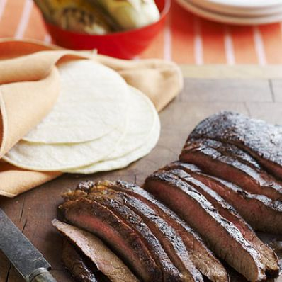 Chili Flank Steak