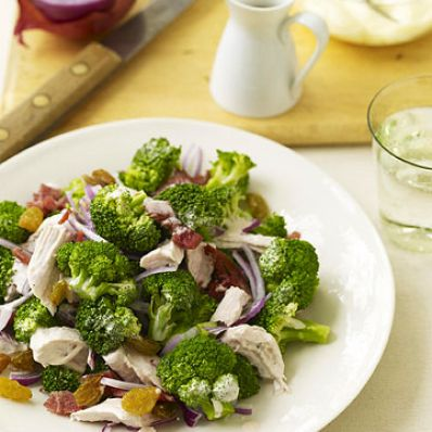 Broccoli-Turkey Salad