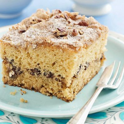Aunt Jewel's Coffee Cake