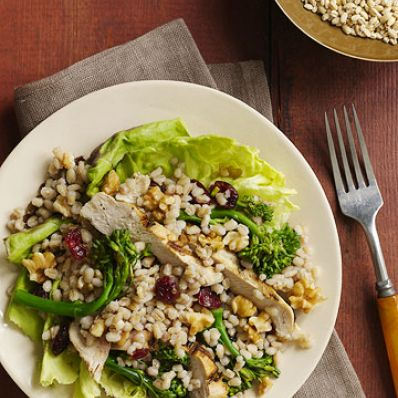Chicken & Barley Salad