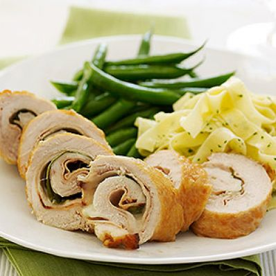 Easy Chicken Rollatini