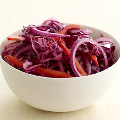Tangy Red Slaw