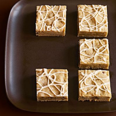 Hazelnut Blondies