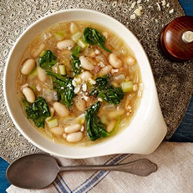 Florentine White Bean Soup