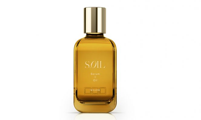 S.Oil Hair Oil in Willow
