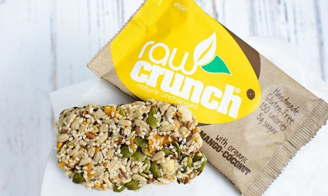 Raw Crunch Bars