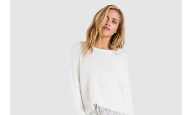 Bella Dahl Slouchy Sweater