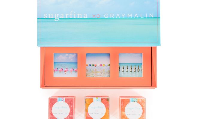 Sugarfina bento box