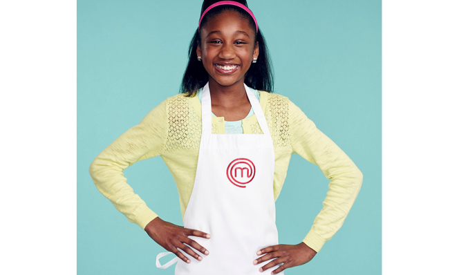 Jasmine Stewart MasterChef Jr. Winner