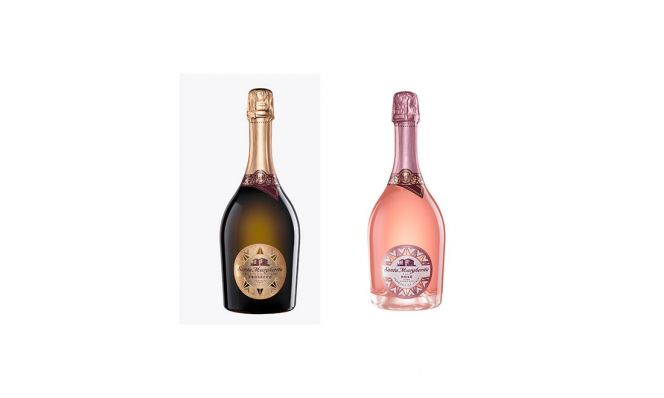 Santa Margherita Prosecco and Rosé