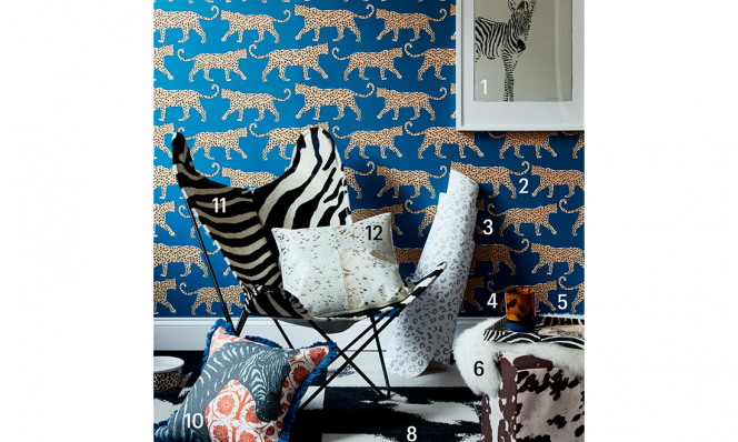 animal print home decor for adults and teens family circle