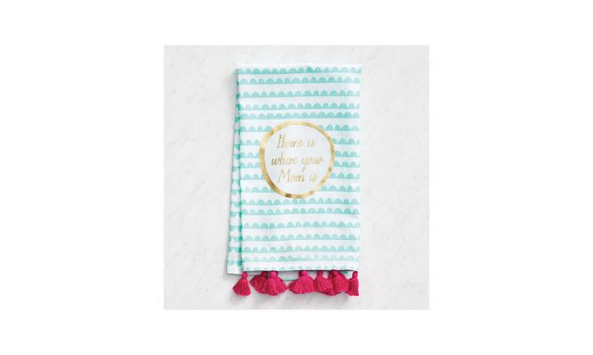 Tassel Kitchen Towel