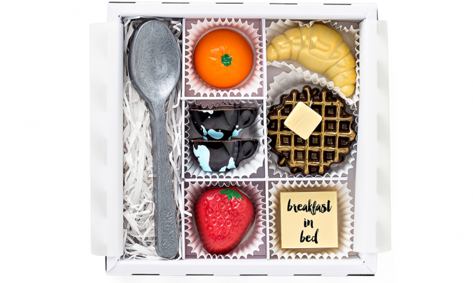 Maggie Louise Breakfast in  Bed Chocolates